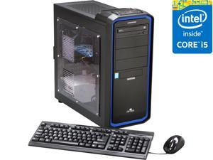 Avatar Desktop PC Gaming I5-4677K (Gen4) Intel Core i5 4670K (3.40 GHz) 8 GB DDR3 1 TB HDD AMD Radeon HD 7790 1GB Windows 8.1 64-Bit