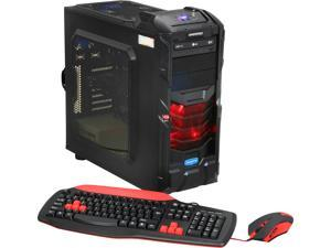 Avatar Desktop PC Gaming FX8376 AMD FX-Series FX-8350 (4.0GHz) 16GB DDR3 1TB HDD Windows 8.1 64-Bit