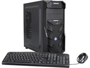 Avatar Desktop PC Gaming FX 6377OC AMD FX-Series FX-6300 (3.50GHz) 8GB DDR3 1TB HDD Windows 8.1 64-bit