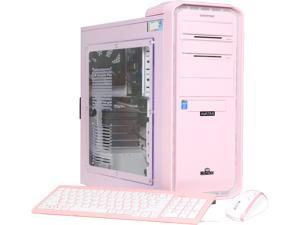 Avatar Pink PC Gaming I5-4566pink Desktop PC Intel Core i5 8GB DDR3 1TB HDD Windows 8 64-bit
