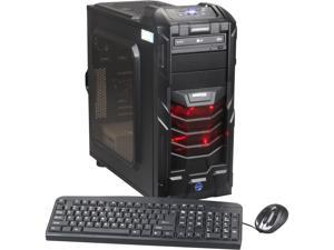 Avatar Desktop PC Gaming FX6327X AMD FX-Series FX-6300 (3.50GHz) 8GB DDR3 1TB HDD Windows 8.1 64bit