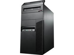 Lenovo ThinkCentre M92p 2992E4U Desktop Computer - Intel Core i5 i5-3570 3.4GHz - Tower - Business Black