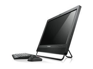 Lenovo ThinkCentre M92z 3318E9U All-in-One Computer - Intel Core i5 i5-3570S 3.1GHz - Desktop - Business Black