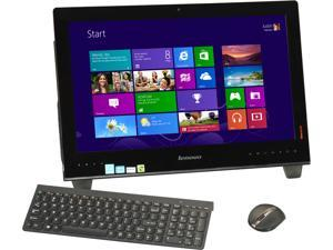 "Lenovo All-in-One PC B540 (57312430) Intel Core i3 3220 (3.30GHz) 4GB DDR3 1TB HDD 23"" Touchscreen Windows 8"