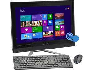 "Lenovo All-in-One PC C460 57323850 Pentium G3220T (2.60GHz) 4GB DDR3 1TB HDD 21.5"" Touchscreen Windows 8.1"