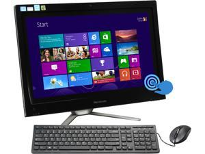 "Lenovo All-in-One PC C540 (57317003) Intel Core i3 3240 (3.40GHz) 4GB DDR3 1TB HDD 23"" Touchscreen Windows 8"