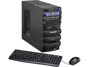 CybertronPC 5150 Escape (TGM4222C) Desktop PC AMD FX-Series 8GB DDR3 500GB HDD Windows 8 64-Bit