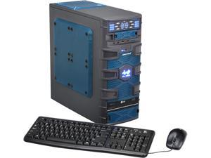 CybertronPC Slayer II (TGM2112C) Desktop PC Intel Core i5 16GB DDR3 1TB HDD Windows 7 Home Premium 64-Bit