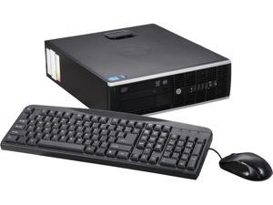 Refurbished: HP Desktop PC 8300 Intel Core i5 3rd Gen 3470 (3.20 GHz) 8 GB DDR3 120 GB SSD Windows 10 Pro 64-Bit