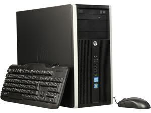 Refurbished: HP Compaq Desktop Computer 6300 Pro Intel Core i5 3rd Gen 3470 (3.20 GHz) 8 GB 500 GB HDD Windows 10 Pro ...