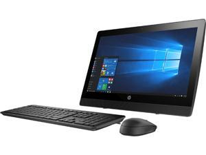 "HP All-in-One Computer ProOne 400 G3 (1VC51UT#ABA) Intel Core i5 7th Gen 7500T (2.70 GHz) 8 GB DDR4 1 TB HDD 20"" Touchscreen Windows 10 Pro 64-Bit"