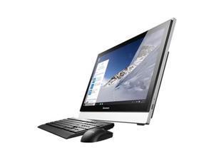 """Lenovo S405z AMD A8-7410 X4 2.20GHz 4GB 500GB DVD+/-RW 21.5"""" (Black)"""