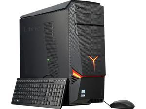 Lenovo Desktop Computer IdeaCentre Y700-34ISH Intel Core i7 6th Gen 6700 (3.4 GHz) 16 GB DDR4 1 TB HDD 128 GB SSD NVIDIA GeForce GTX 1070 Windows 10 Home 64-Bit