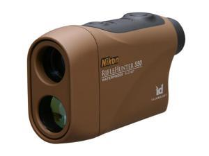 Nikon RifleHunter 550 Laser Rangefinder - Brown