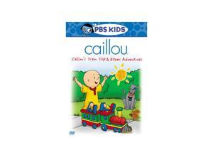 Caillou: Train Trip & Other Adventures