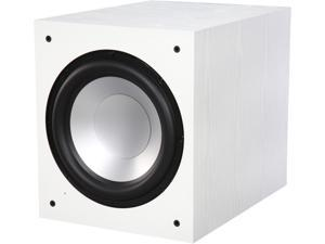 "Jamo J12 12"" Front Firing High Performance Subwoofer, White"