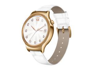 Huawei Smart Watch Elegant with Pearl White Italian Leather Strap Model  55021112