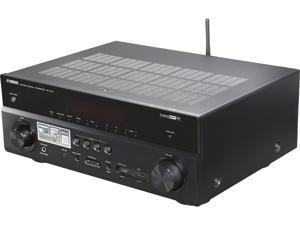 Yamaha RX-V781 7.2-Channel Network A/V Receiver,BlackBlack