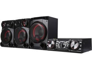 LG CM8460 2750W Hi-Fi Entertainment System with Bluetooth Connectivity