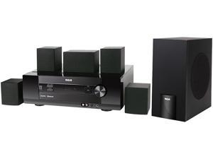 RCA RT2761HB Home Theater System with Bluetooth Wireless Technology