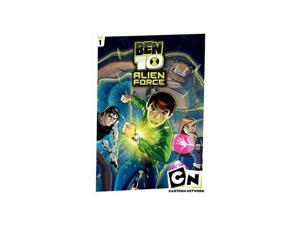 Ben 10 Alien Force: Season 1, Volume 1