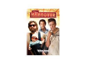 The Hangover (DVD / WS / FREN / ENG / SPAN / Dolby Digital 5.1) Bradley Cooper&#59;Ed Helms&#59;Zach Galifianakis&#59;Heather Graham&#59;Justin Bartha &#59;Rachael Harris &#59;Jeffrey Tambor&#59;Sasha Barrese&#59;Ken Jeong&#59;Mike Tyso