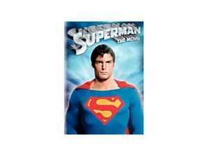 Superman: The Movie Christopher Reeve, Gene Hackman, Marlon Brando, Margot Kidder, Ned Beatty, Jackie Cooper, Marc McClure, ...