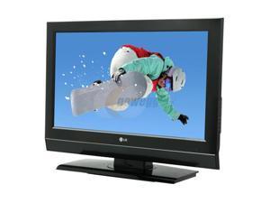 """LG  Black  32""""  720p LCD HDTV  32LC7D"""