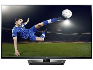 "LG 60"" Class (59.8"" Diag.) 1080P 600 Hz Slim 3D Plasma TV with Smart TV 60PM6700"