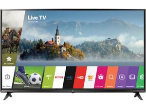 LG 65UJ6300 65-Inch 4K Ultra HD HDR Smart TV (2017)