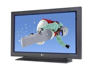 "LG 42"" Plasma HDTV Monitor Display 42PM1M"