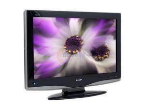 """SHARP AQUOS 32"""" 720p LCD HDTV - LC32D42U"""
