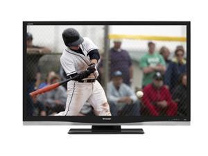 """SHARP  AQUOS  52""""  1080p LCD HDTV - LC-52D64U"""