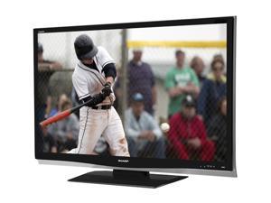 """SHARP  AQUOS  46""""  1080p LCD HDTV - LC-46D64U"""