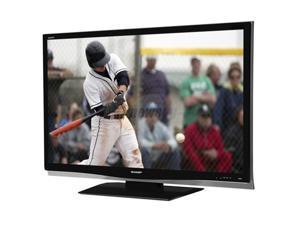 """SHARP AQUOS 32"""" 1080p LCD HDTV LC32D64U"""