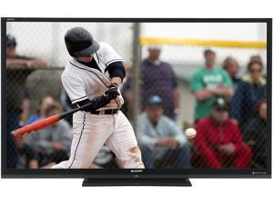 "Sharp 80"" 1080p 120Hz LED-LCD HDTV LC80LE642U"