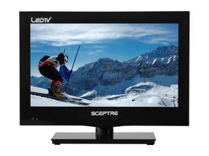 """Sceptre 16"""" 720p 60Hz LED HDTV E165BV-HD"""