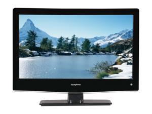 "iSymphony LED19iH55D 19"" Class (18.5"" Measured) Black HD LED Backlit LCD Television with Built-in DVD Player"