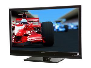 """SONY BRAVIA 40"""" 1080p 240Hz LCD HDTV KDL-40Z5100"""