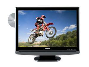"""TOSHIBA 22LV505 22"""" 720p LCD HDTV with Built In DVD Player"""