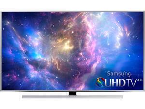 "Samsung - 48"" Class (47.6"" Diag.) - LED - 2160p - Smart - 3D - 4K Ultra HD TV - Silver"