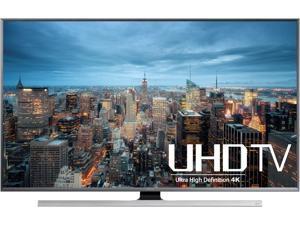 "Samsung - 60"" Class (49.5"" Diag.) - LED - 2160p - Smart - 3D - 4K Ultra HD TV - Black"