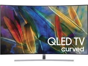 Samsung QN55Q7CAMFXZA 55-Inch 4K Ultra HD Curved QLED Smart TV with HDR Elite