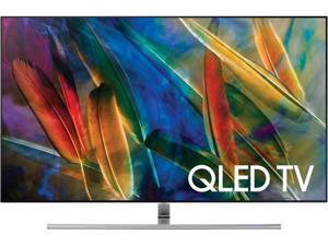 Samsung QN75Q7FAMFXZA 75-Inch 4K Ultra HD Curved QLED Smart TV with HDR Elite