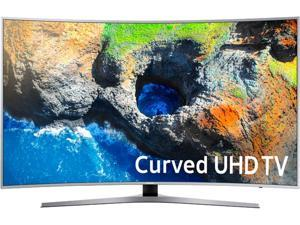 Samsung UN55MU7500FXZA 55-Inch Curved 4K UHD Smart LED TV with HDR Pro