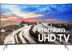 Samsung UN65MU8500FXZA 65-Inch Curved 4K Premium UHD Smart LED TV (2017)
