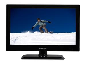 "Curtis LEDVD1945A 19"" Black Combo TV"