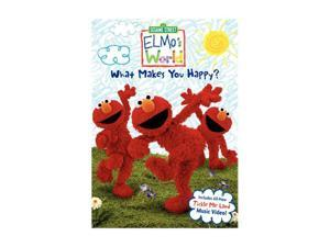Seasame Street-Elmo's World - What Makes You Happy?(DVD)
