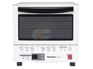 Panasonic NB-G100P White Toaster Oven with FlashXpress Technology