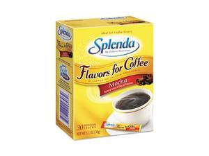 Splenda                                  |Mocha, Stick Packets, 30/Carton